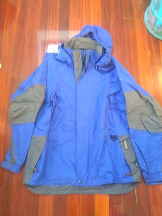 chaqueta regatta impermeable y transpirable