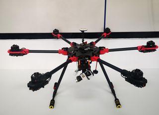Dron Hexacoptero