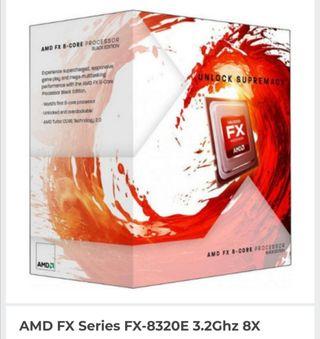 Procesador AMD FX 8320-E