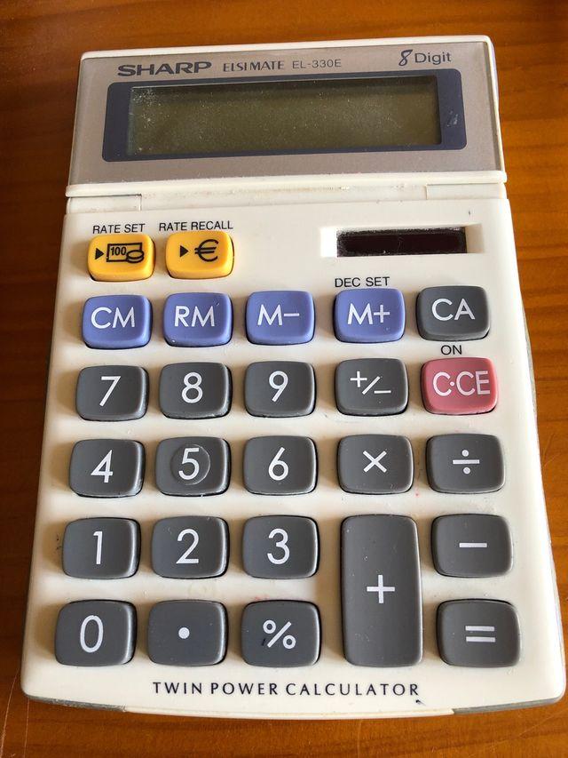 Calculadora SHARP