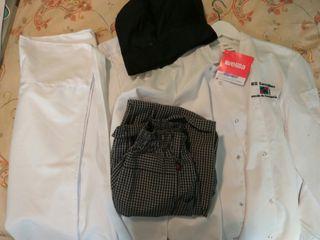 uniforme de cocina mujer