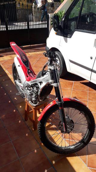 Honda montesa 4rt 250cc