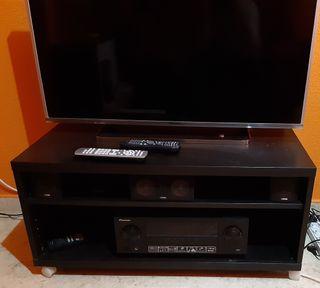 Mueble Tv + Ruedas Ikea
