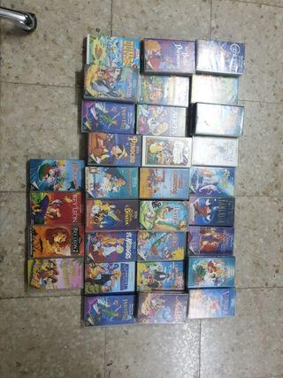 VHS de Disney