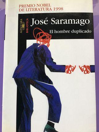 El hombre duplicado. Saramago