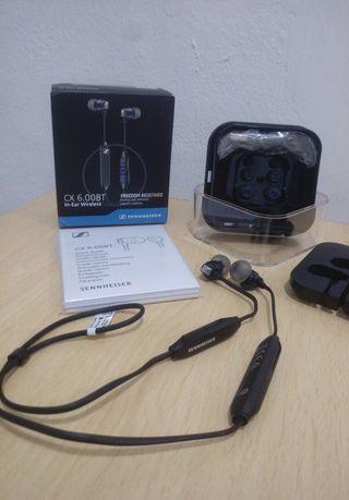 Auriculares Bluetooth Sennheiser CX 6.00 BT