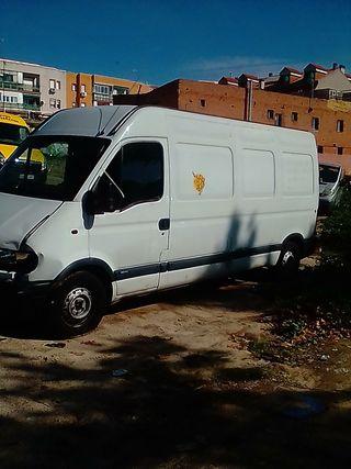 Opel Movano 2001