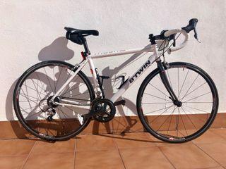 Bicicleta carretera Btwin Triban3