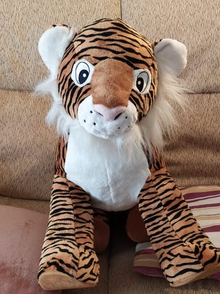 Peluche de tigre