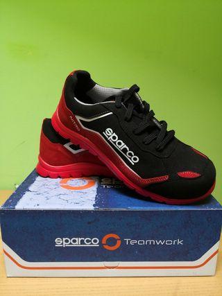 Zapatillas de Trabajo Sparco Nitro S3 RSNR