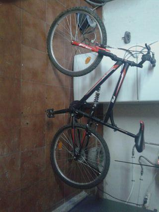 bici como nueva.