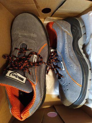 Botas/ zapatos de Seguridad