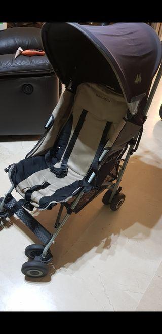 silla paseo MC Laren Quest