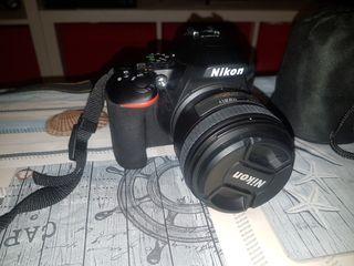 Kit Cámara Nikon d5600