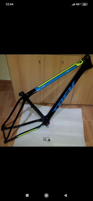 Cuadro bicicleta MTB Trek