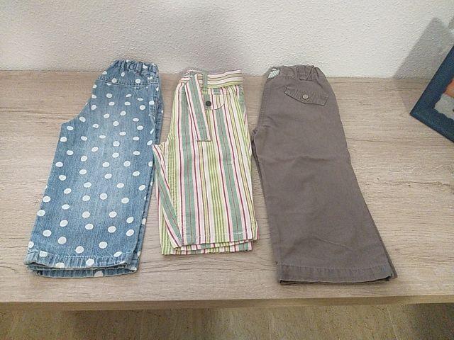 lote de 3 pares de pantalones