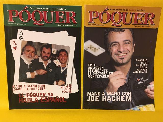 Revistas Póquer