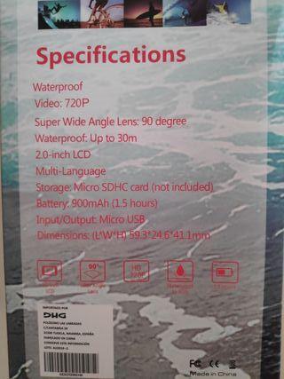 camera water