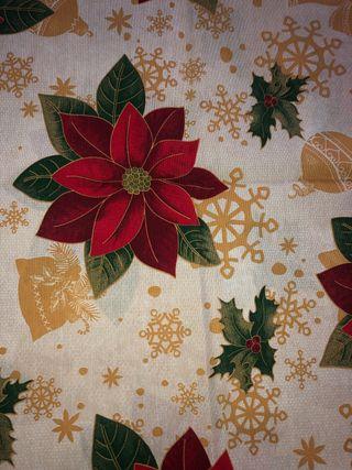Mantel de Navidad a medida
