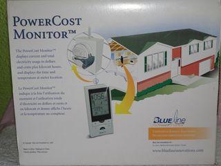 medidor de energía eléctrica, ahorra electricidad