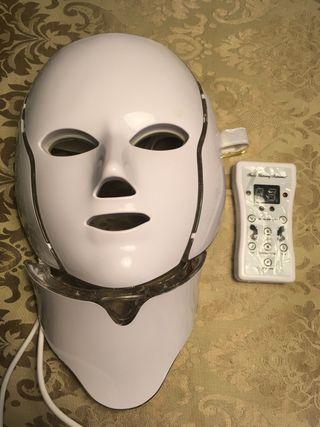 Máscara Led de belleza