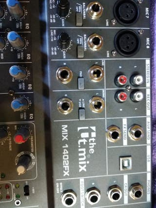 mesa directo the t.mix 1420 FX usb