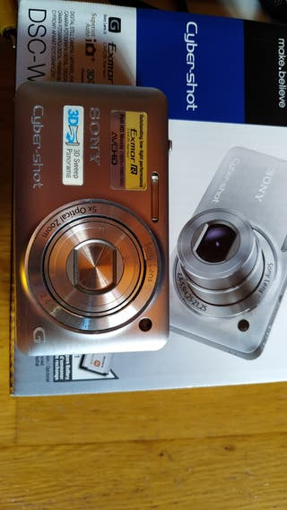 Camara digital Sony Cybershot DSC-WX5