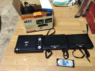 television para coche