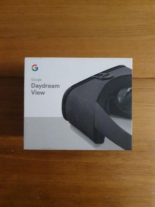 google daydream view- gafas vr- con controlador