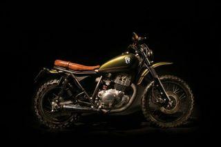 Yamaha sr 250 homologada 2800€