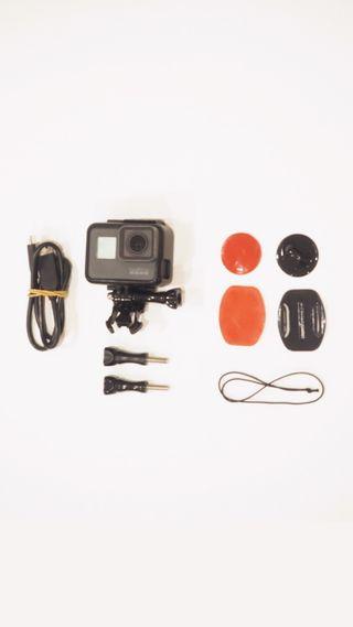 GOPRO HERO 6 + accessorios