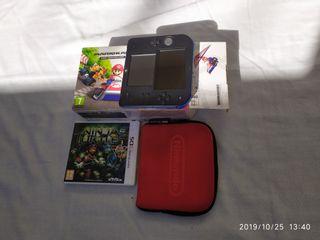 Nintendo 2ds nueva (leer)