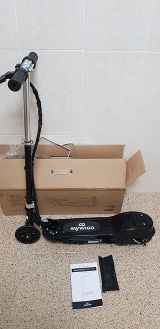 patinete eléctrico Mywigo NUEVO