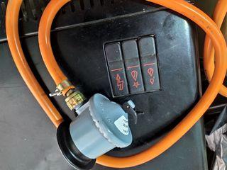 llave gas