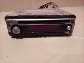 radio cassette cd mp3 Kenwood