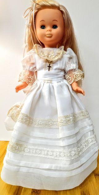 Muñeca Nancy del final de los 90 aprox
