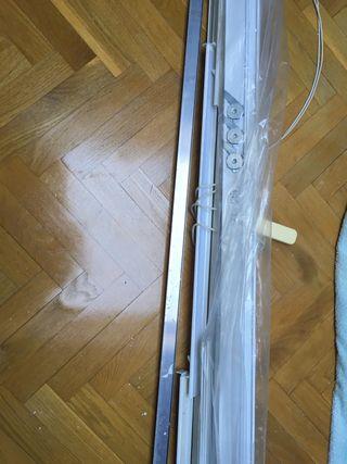 Mecanismo paneles japoneses