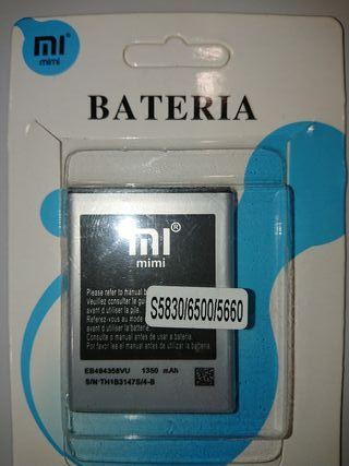 Batería compatible Samsung Galaxy ACE EB494358VU