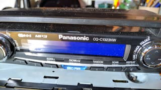 Radio CD-MP3 Panasonic CQ C1323NW