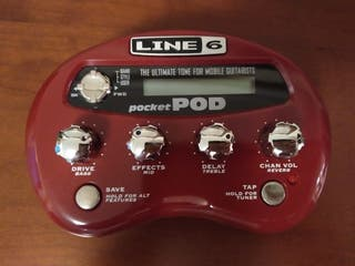 Pocket Pod Line6 en perfecto estado
