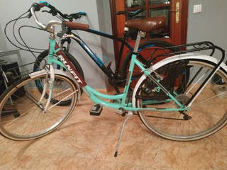 bicicleta de paseo de mujer 26 pulgadas
