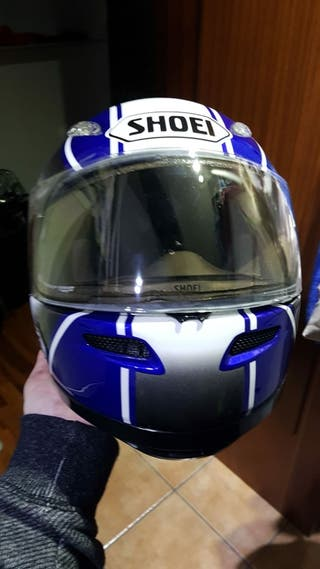 Casco Shoei Carbono