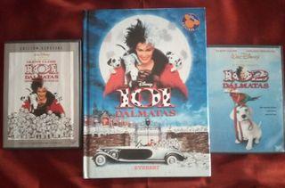 LOTE DVDS 101 DALMATAS MAS VIVOS QUE NUNCA