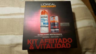 Kit Afeitado y Vitalidad de L'Oréal
