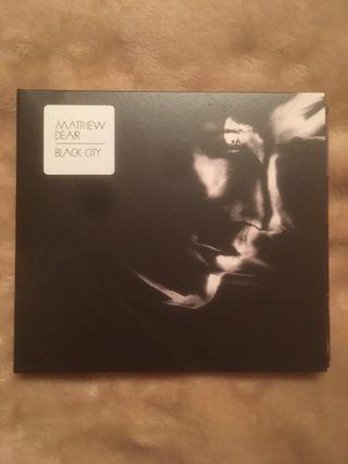 Matthew Dear - Black City CD