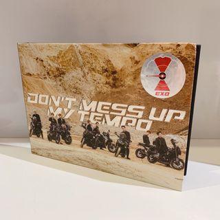 Exo 5th Album Don't mess on my tempo (ANDANTE VER)