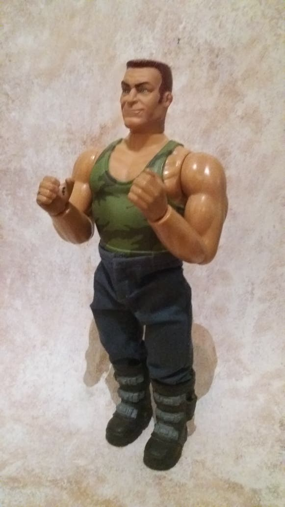 Soldado Boxeador
