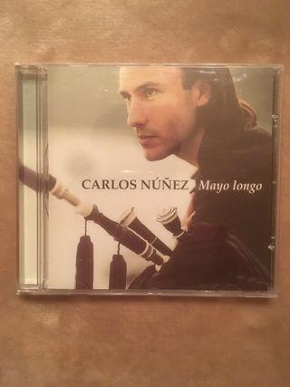 Carlos Nuñez - Mayo Longo CD