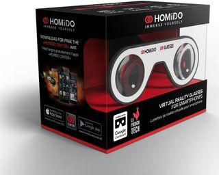 Gafas realidad virtual certificadas por Google