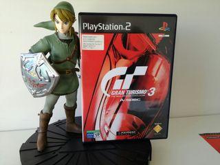 Gran Turismo 3 como nuevo PS2